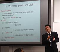 「総合科目13(Economics)」