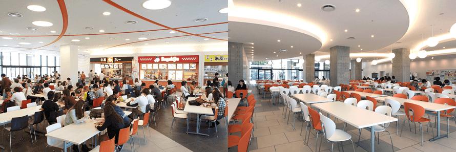フードコート/キャンパスレストラン