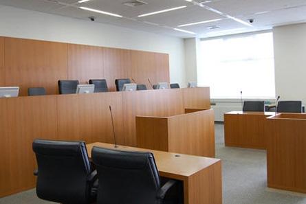 Court classroom