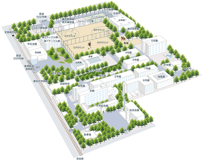 豊橋キャンパス