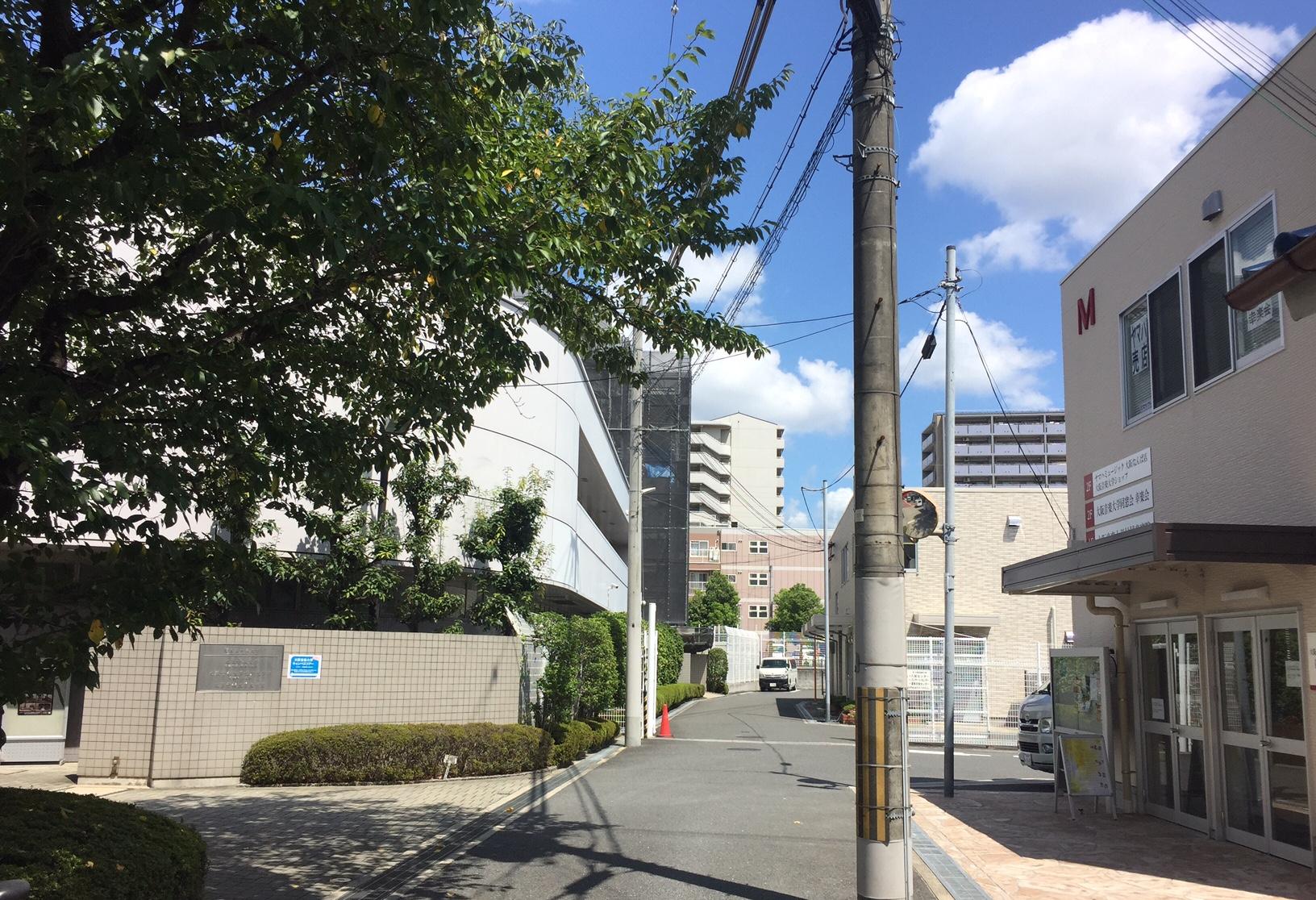大阪音楽大学付属音楽院本校(庄内)事務室移転後写真③