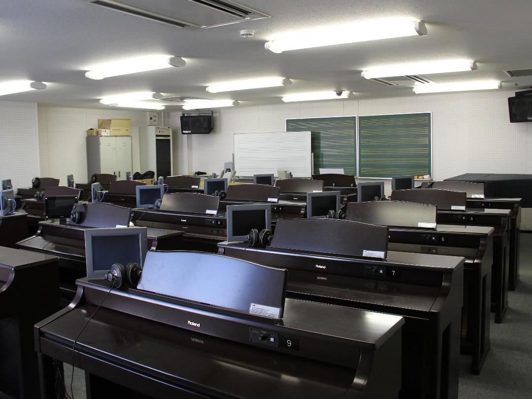 ピアノ即興演奏教室①