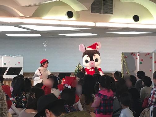 おんがくいんクリスマス会
