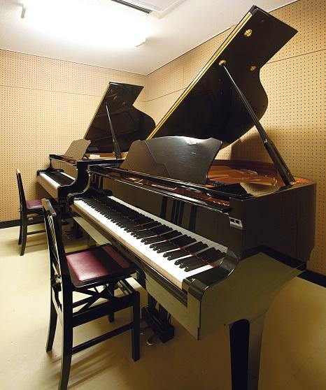 本校(庄内)練習室の写真