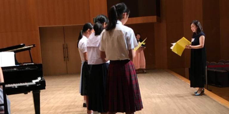 ジュニアコーラスtoi toi toi 大阪音楽大学付属音楽院