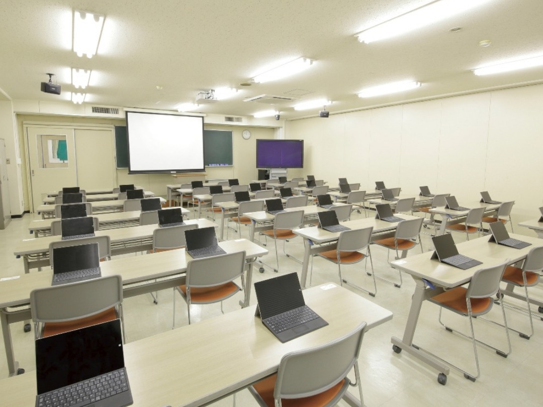 メディア授業教室