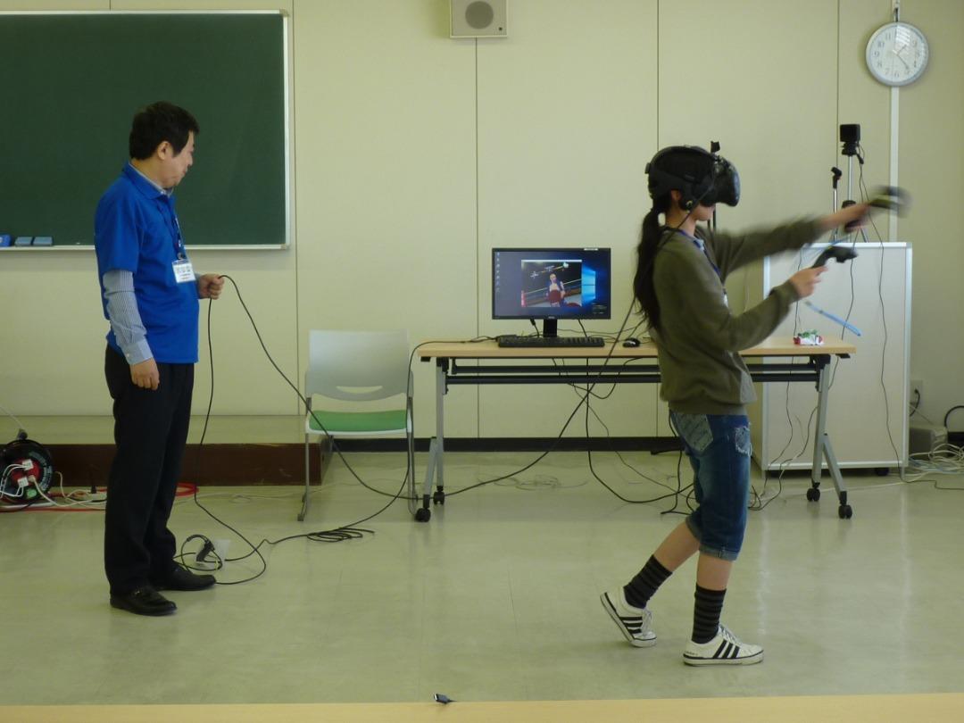 4月29日 VR特別体験会