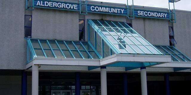アルダグローブ・セカンダリー・スクール Aldergrove Secondary School