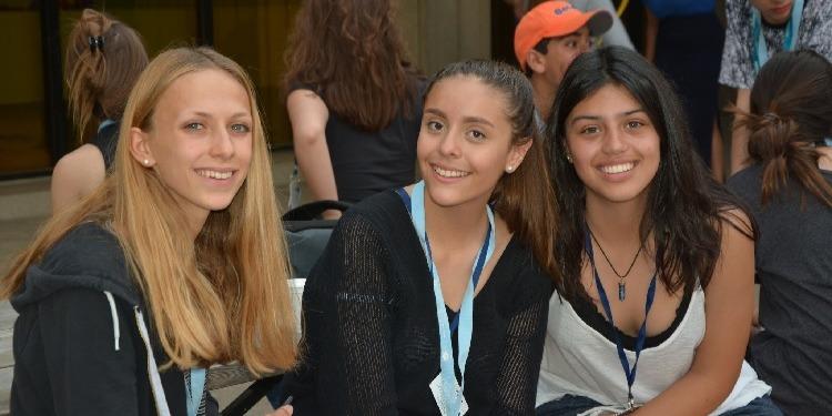 ISI国際学院ジュニア中高生の短期留学トロントタムウッドキャンプ