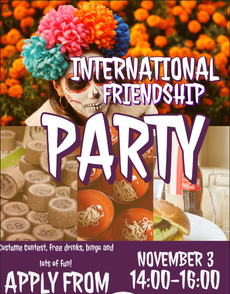 International Friendship Party TOP