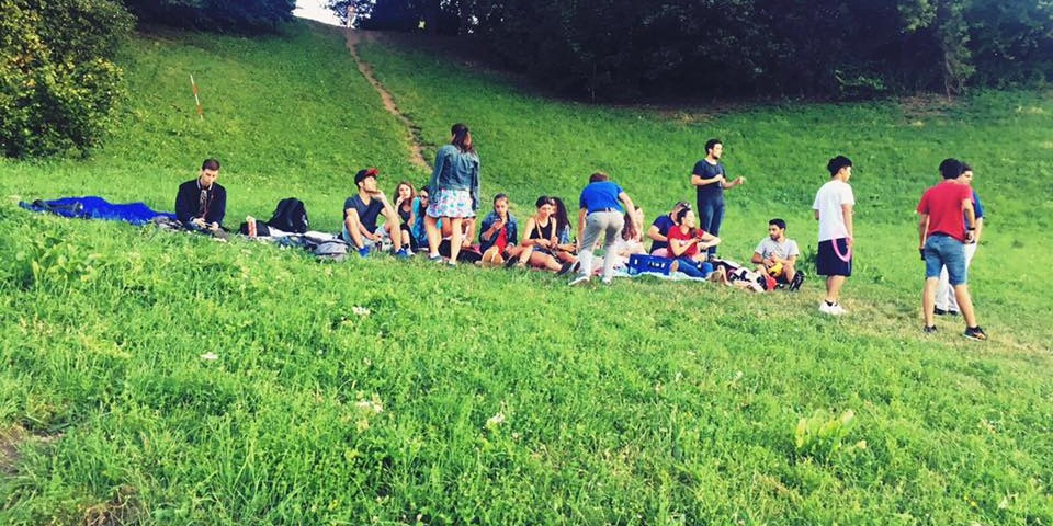 ISI国際学院ジュニア中学生・高校生の夏休み短期留学 シュプラッハカフェ(Sprachcaffe)ドイツ・ミュンヘン