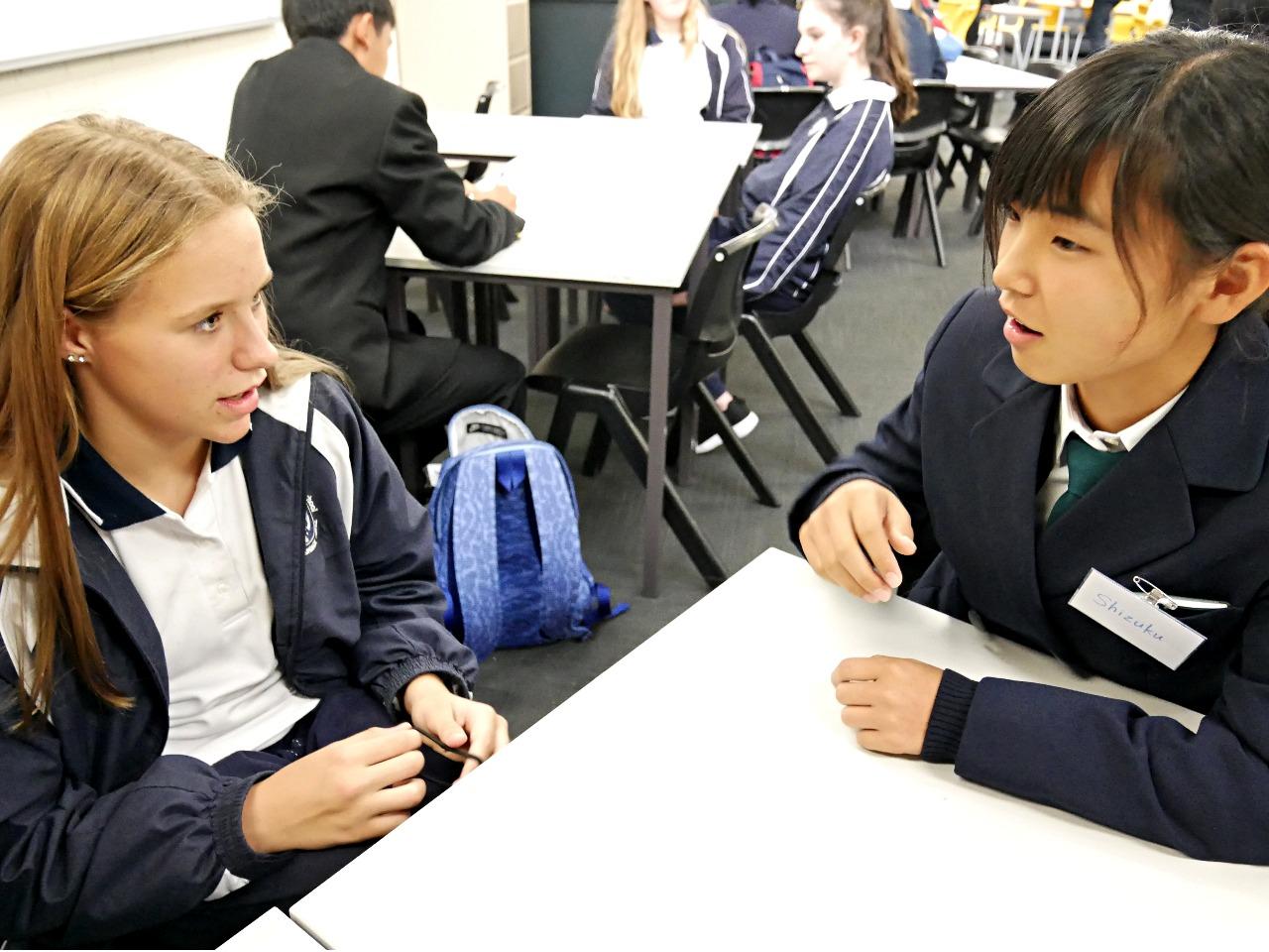 中学生高校生 春休み短語学留学 オーストラリア パース現地校 ホームステイ