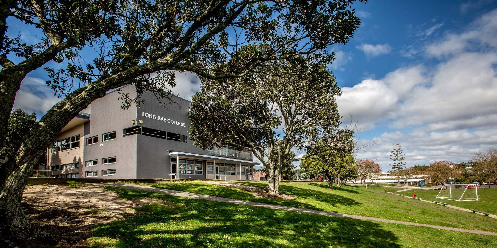 ニュージーランド高校留学 オークランド 公立高校 Long Bay College