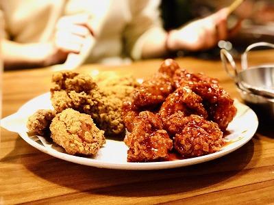 Korean Chicken!