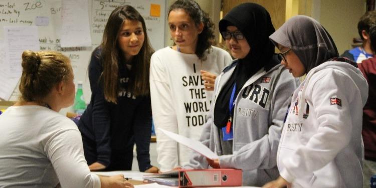 ISI国際学院ジュニア小中高生の短期留学セントクレアズオックスフォード