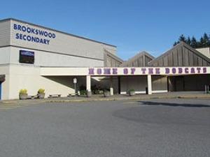 ブルックスウッド・セカンダリー・スクール (Brookswood Secondary School)