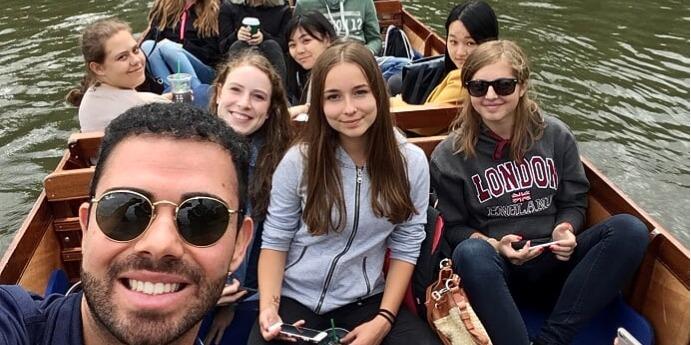 中高生春休み留学 イギリス・ロンドン