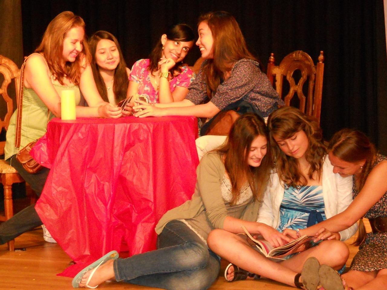 ISI国際学院の高校生の夏休み アメリカで英語+アクティング