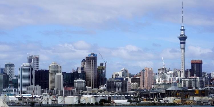 学生社会人シニア大人むけ短期長期語学留学 ニュージーランド オークランドクライストチャーチウェリントン 都会都市