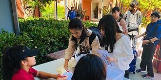 ISI国際学院ジュニア中高生短期留学 スタンフォード大学SuperCamp