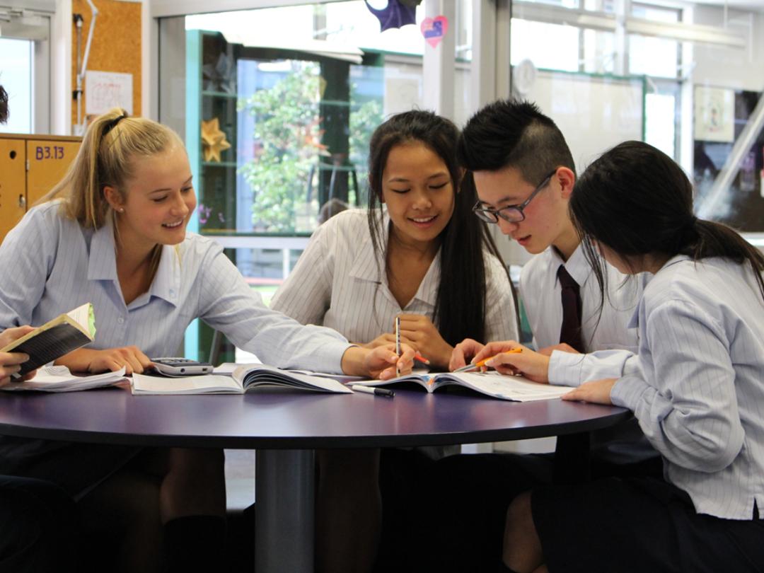 ニュージーランド高校留学 オークランド 公立共学 ボタニーダウンズセカンダリーカレッジ Botany Downs Secondary College ホームステイ 日本人サポート