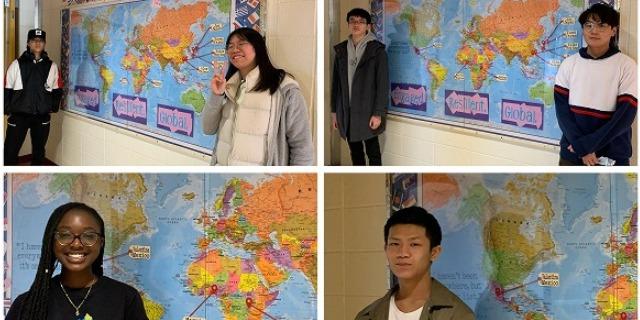 留学生にも積極的なサポート