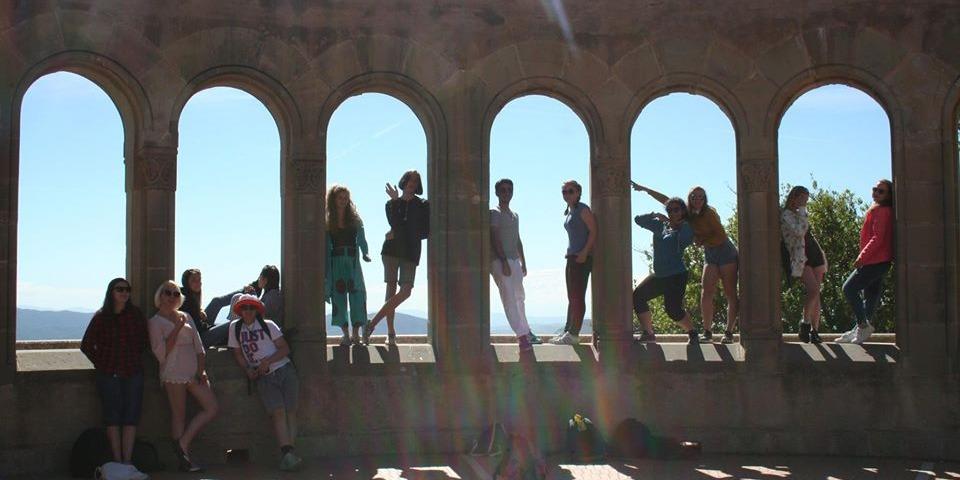 ISI国際学院ジュニア中学生・高校生の夏休み短期留学 シュプラッハカフェ(Sprachcaffe)スペイン・バルセロナ