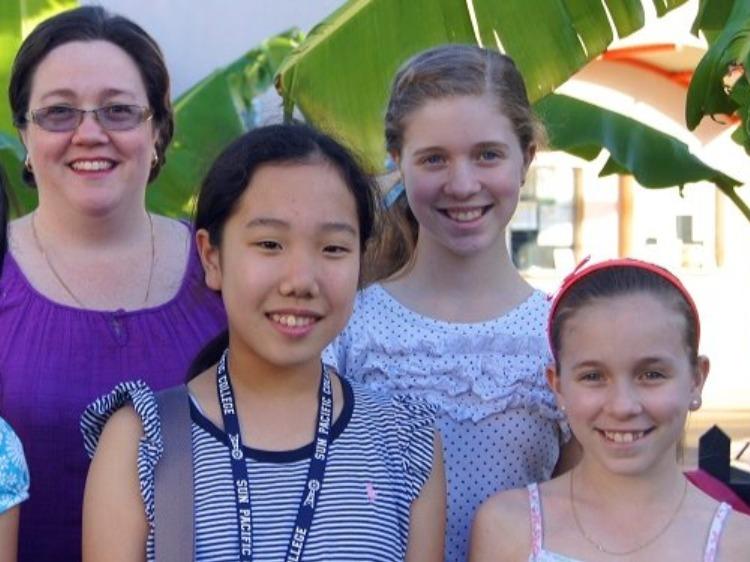 常夏の街ケアンズの語学学校で学ぶサマーコース