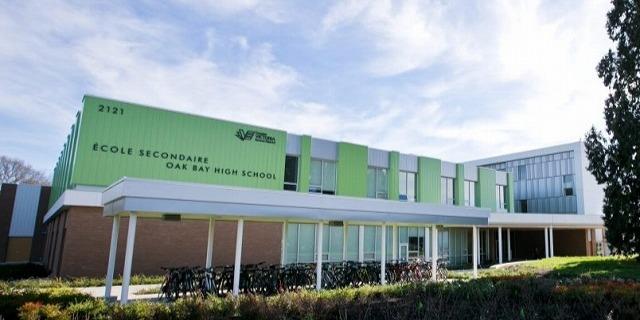 オークベイ・ハイ・スクール Oak Bay High School