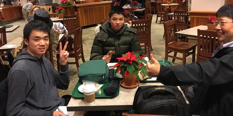 中高生冬休み留学 クリスマス留学 カナダ・ビクトリア
