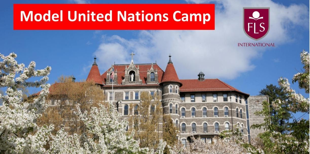 高校生向け 短期留学 夏休み留学 アメリカ フィラデルフィア ペンシルバニア ミニ国連 国連 United Nations ISI国際学院 ホームステイ Chestnut Hill College