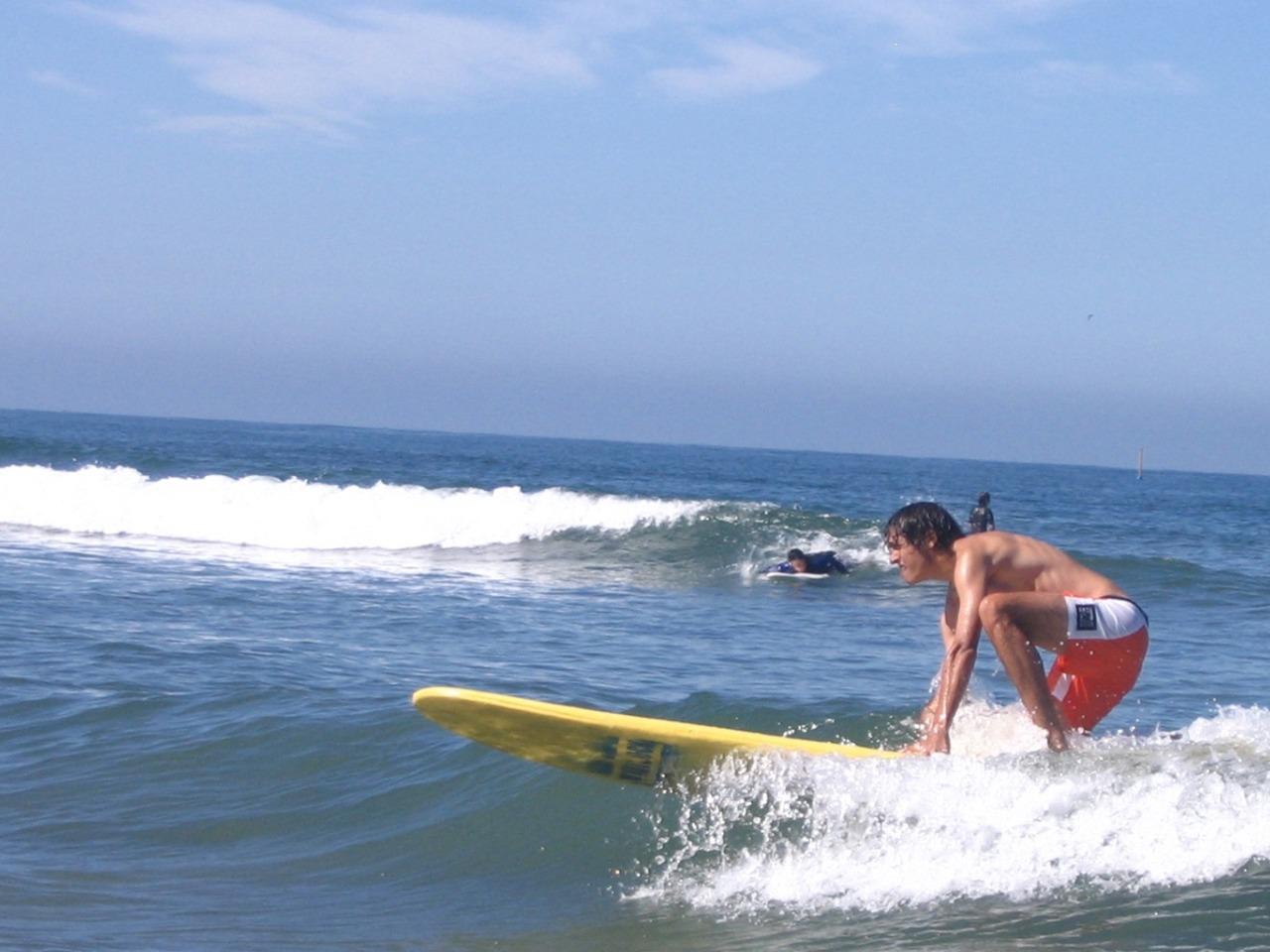 アメリカ・カリフォルニアで英語+サーフィン