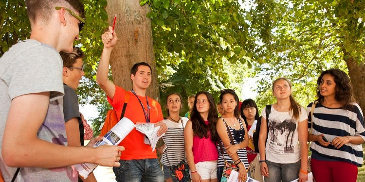 中学生高校生 夏休み留学 イギリス・オックスフォード 英語+アクティビティor集中英語プログラム ボーディングスクール学生寮 International House London IHL アクティビティ
