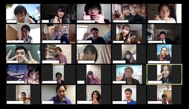 オンライン中国語国際交流会