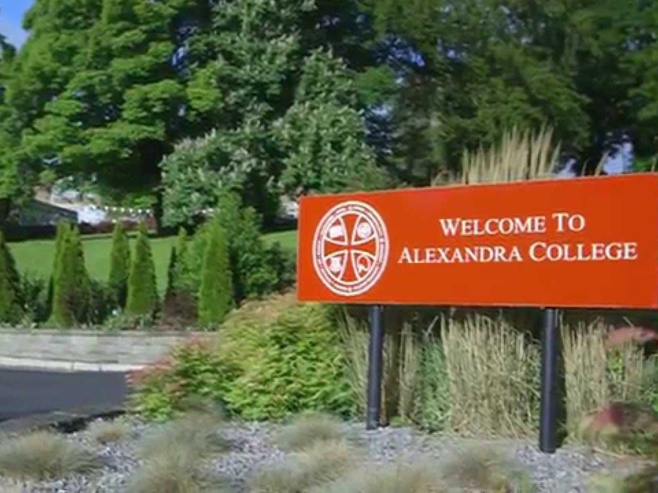 ISI国際学院 高校留学 アイルランド留学 アイルランド正規留学 高校卒業留学 1年留学 ボーディングスクール ホームステイ アレクサンドラ・カレッジ