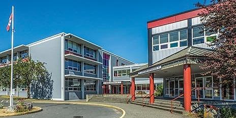 エスクイモルト・ハイ・スクール Esquimalt High School