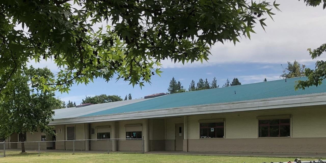 ラングレー・ファンダメンタル・ミドル・アンド・セカンダリー・スクール Langley Fundamental Middle and Secondary School