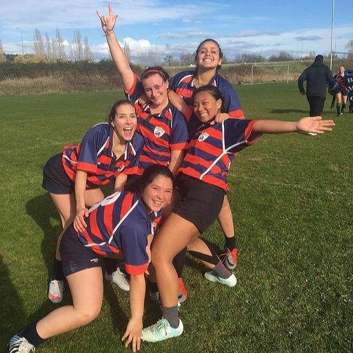 女子ラグビーチーム