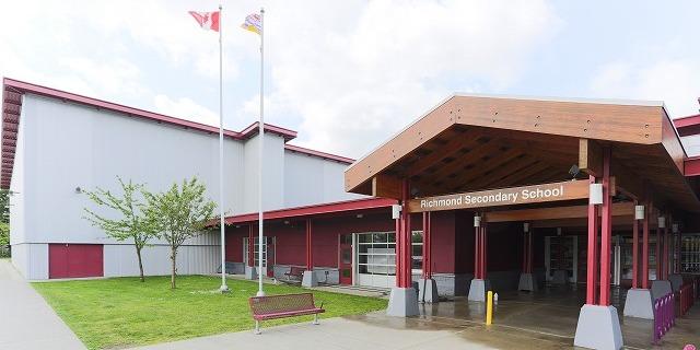 リッチモンド・セカンダリー・スクール Richmond Secondary School