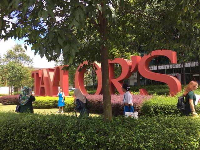 マレーシア Taylor's University