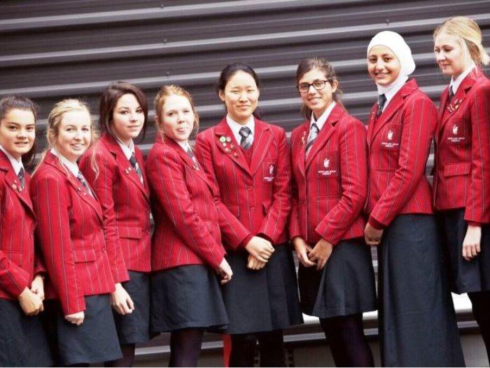 ニュージーランド高校留学 オークランド 公立女子校 ウエストレイク ガールズ ハイスクール Westlake Girls High School ホームステイ 日本人サポート