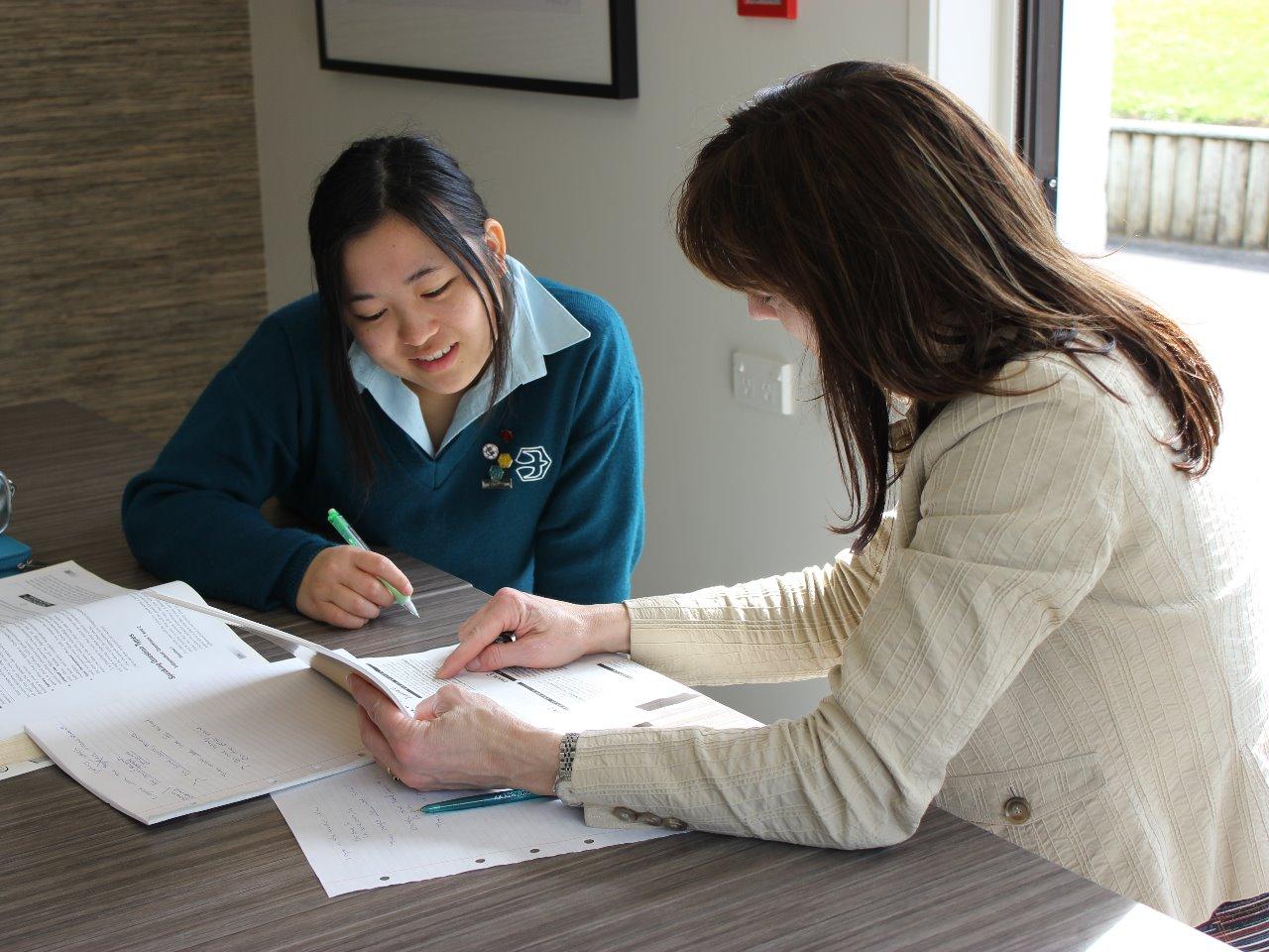 ニュージーランド高校留学(ターム・1年・卒業・私立・公立)オークランドウェリントンクライストチャーチ 現地日本人サポートスタッフ