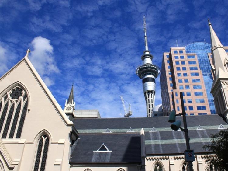 学生社会人シニア大人むけ短期長期語学留学 ニュージーランド オークランド Auckland