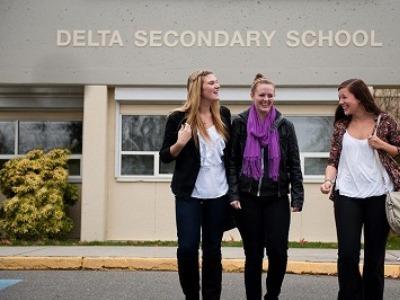 デルタ・セカンダリー・スクール(Delta Secondary School)