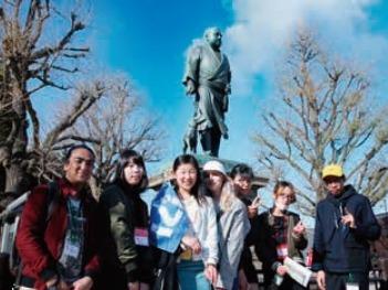 東京サマー英語キャンプ2018 留学生とアクティビティ 観光 交流 グローバル視野