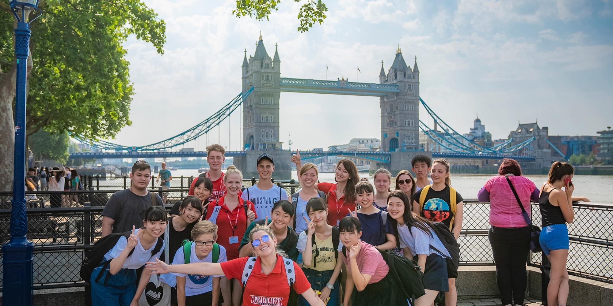 中高生夏休み留学 イギリス・ロンドン