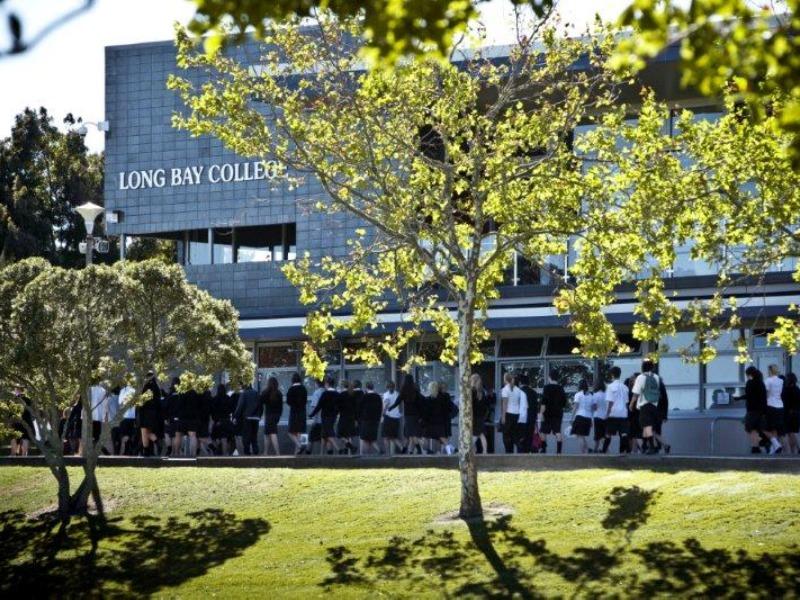 ニュージーランド高校留学 オークランド Long Bay Cllege