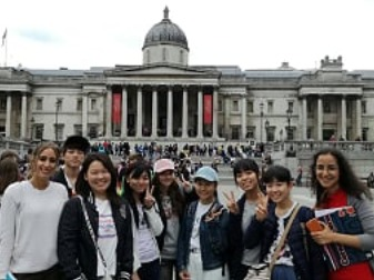 中学生高校生春休み短期語学留学 ロンドン 英語+アクティビティ
