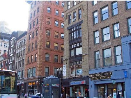 学生社会人シニア大人むけ短期長期語学留学 アメリカマサチューセッツ州ボストン 語学学校 FLS International Boston Commons ボストンコモンズ