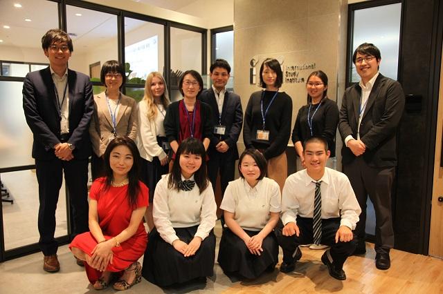 グローバル企業見学1